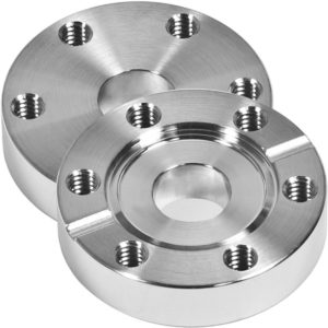 CF Bored Flanges, Non-Rotatable, Tapped