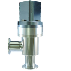 Large Pneumatic Stainless Steel Angle Valve