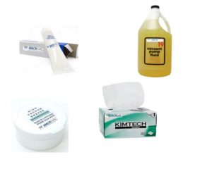 Oils - Greases - Supplies