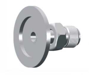 KF (QF) Flange to Male VCR Adapters, Vacuum