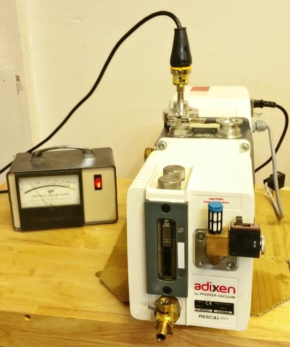 Alcatel-Adixen 2021i Pascal Vacuum Pump