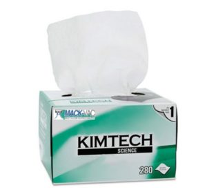 Wipes, cleaning, lint free for vacuum applications,kimtech science,Mack Part# MK5188