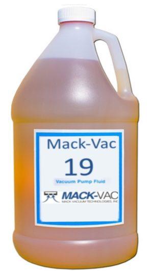 Oil,mechanical vacuum pumps,general purpose,for non-corrosive applications,Mack 19
