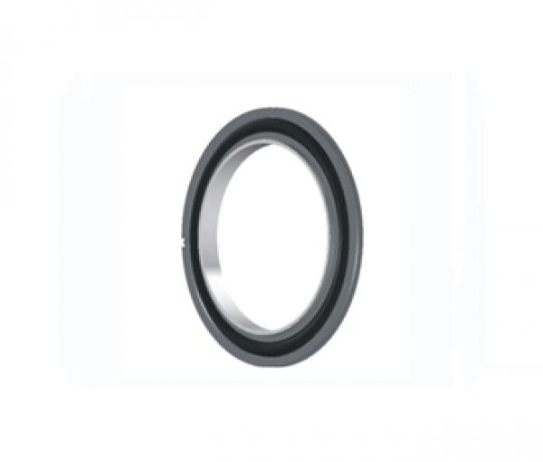CENTER RING, ISO 63, VITON, ALUM., RETAINER