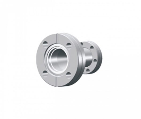 """REDUCER, CONICAL, CF 2.75"""" X CF 1.33"""", 304 SS"""
