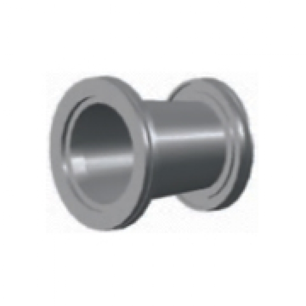 REDUCER, CONICAL, ISO 80 X ISO 63, 304 SS