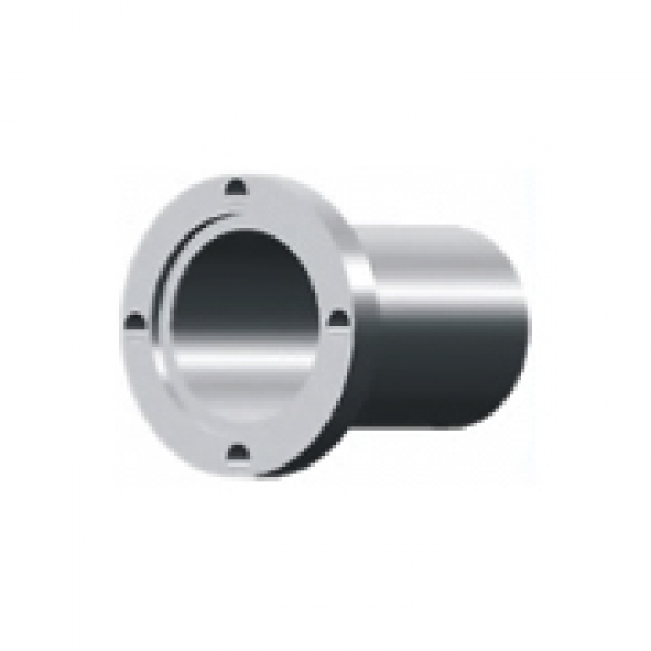NIPPLE, HALF, ISO 63, BOLTED, 304 SS