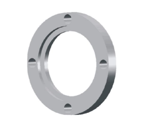 """FLANGE, BORED, BOLTED, ISO 63, 2.5"""", 304 SS"""