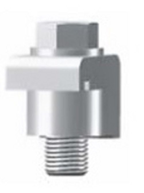 CLAMP, SINGLE CLAW, ISO 63/100, ALUM., M8 X 35