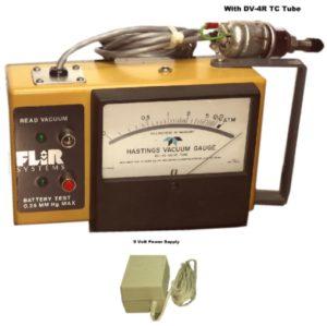 Teledyne Hastings,VT-4 Vacuum Control, 9 VDC/ 120 AC (Part#64689-75003040) with DV-4R tube