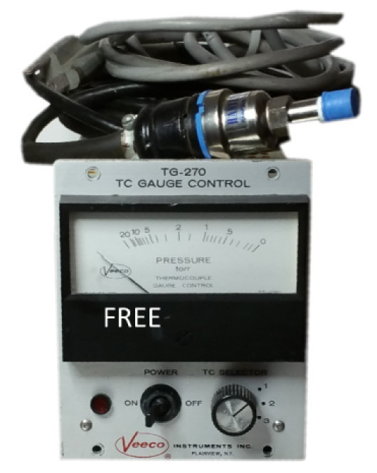 Veeco Model TG-270 TC Gauge Control,